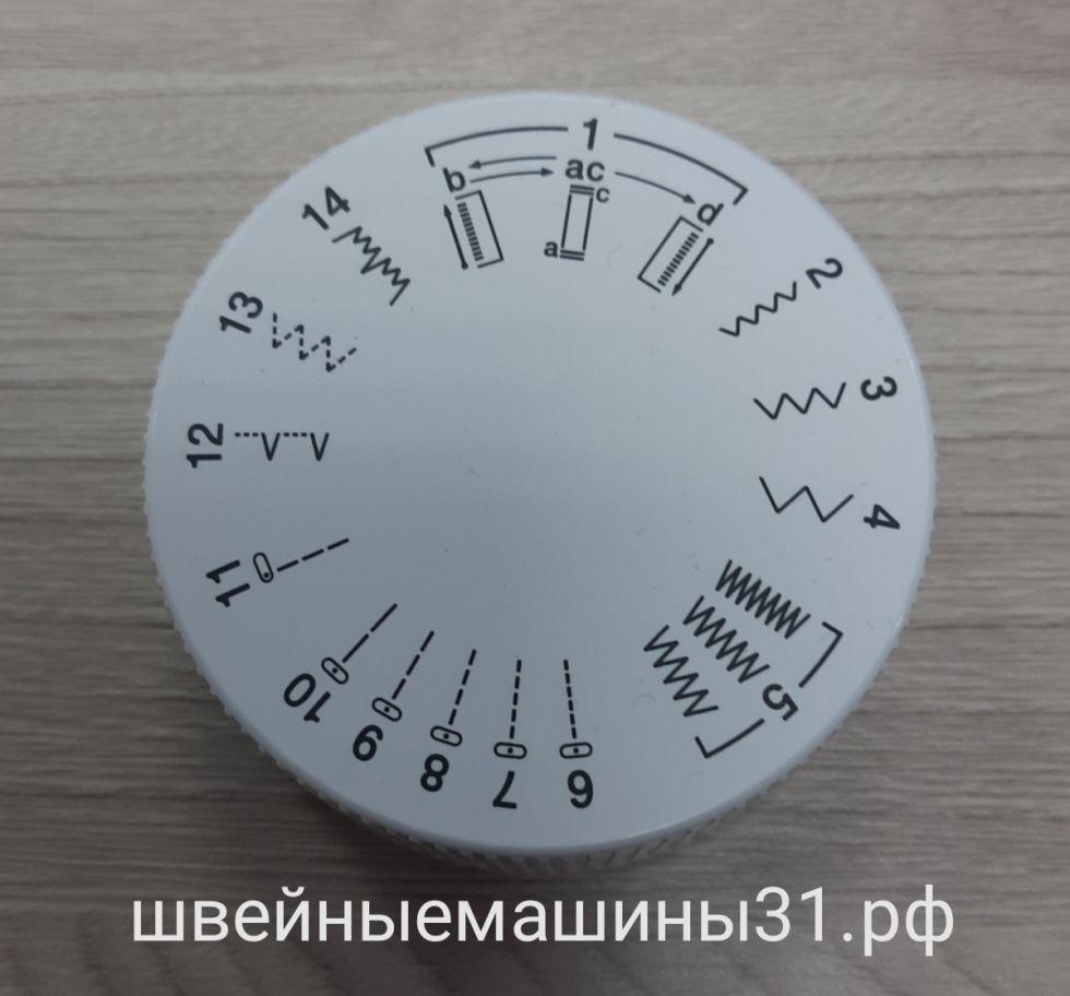 Ручка регулятора выбора стежка Brother LS 5555.     Цена 300 руб
