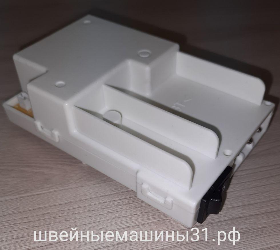Вход электропитания с выходом на светодиодную подсветку Brother LS 5555.   Цена 850 руб