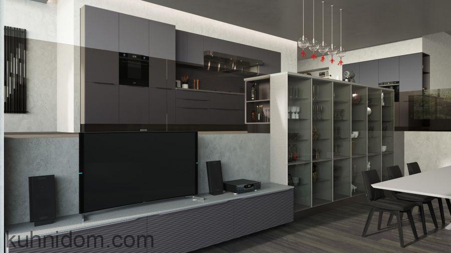 Кухня ОРА + ЭГА с буфетами