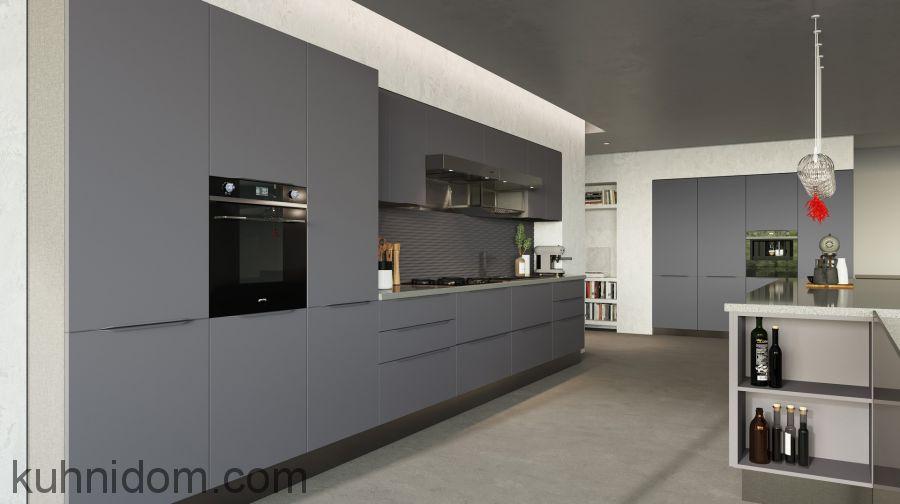 Кухня ОРА + ЭГА с отдельными колонками