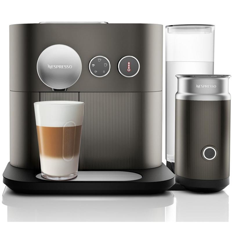 Кофемашина DeLonghi Nespresso Expert & Milk EN 355.GAE