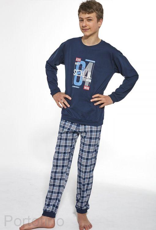 967-38 Пижама подростковая мальчики Cornette