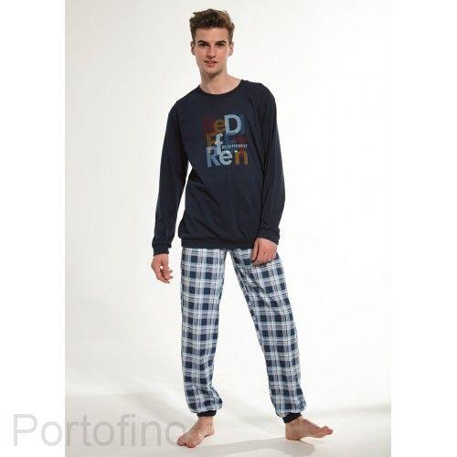 967-35 Пижама подростковая мальчики Cornette