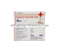 Ибсет (рамосетрон гидрохлорид 5мкг) Зидус Кадила | Zydus-Cadila IBSET (Ramosetron Hydrochloride 5mcg) Tablets