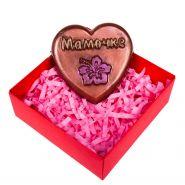 "Шоколад ""Мамочке сердце"", в коробочке"