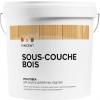 Грунтовка для Древесины Vincent Sous Couche Bois 2.5л без Запаха / Винсент Со Куш Боис