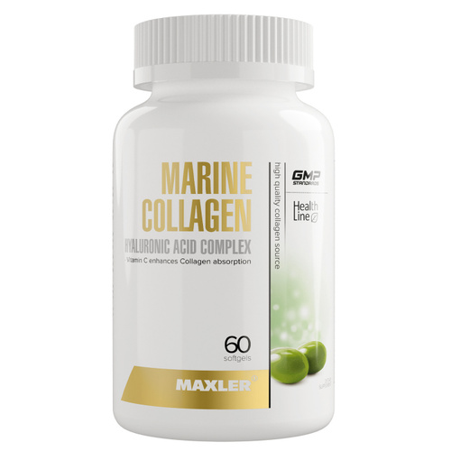 Maxler - Marine Collagen Hyaluronic Acid Complex