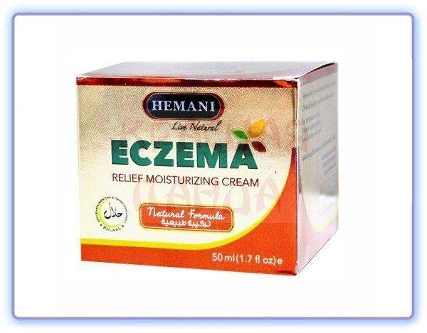 Мазь против экземы Eczema Hemani