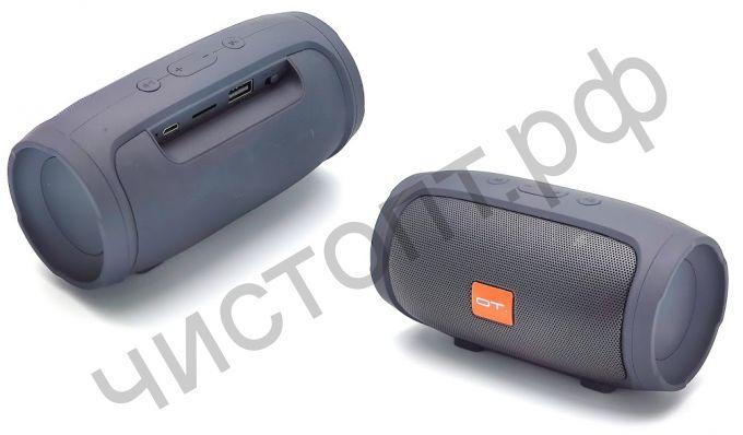 Колонка универс.с радио OT-SPB13 (008) (TF, USB, FM) черная