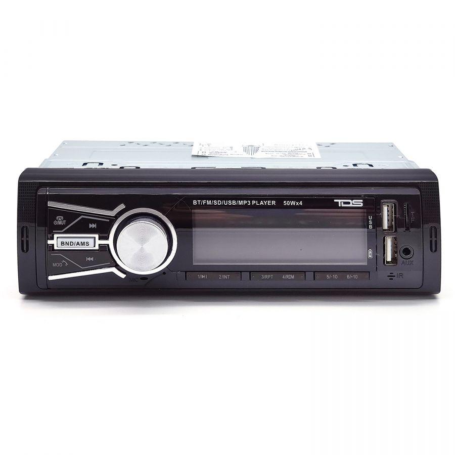 TDS TS-CAM12 автомагнитола (радио,USB,bluetooth)