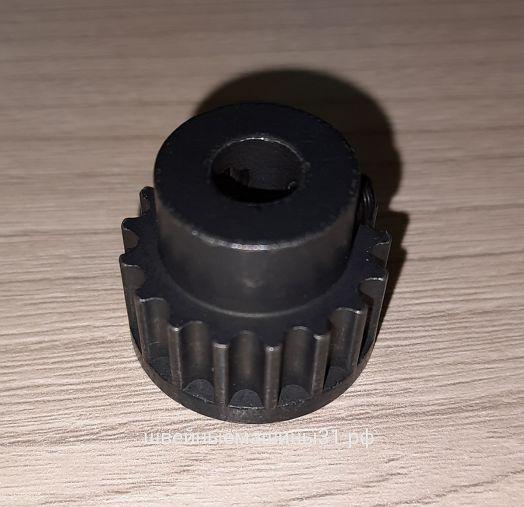 Зубчатое колесо Brother (17 зубьев).      Цена 200 руб