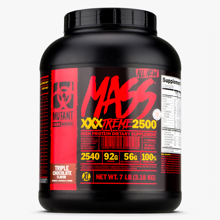 Fit Foods -Mutant  Mass XXXTREME