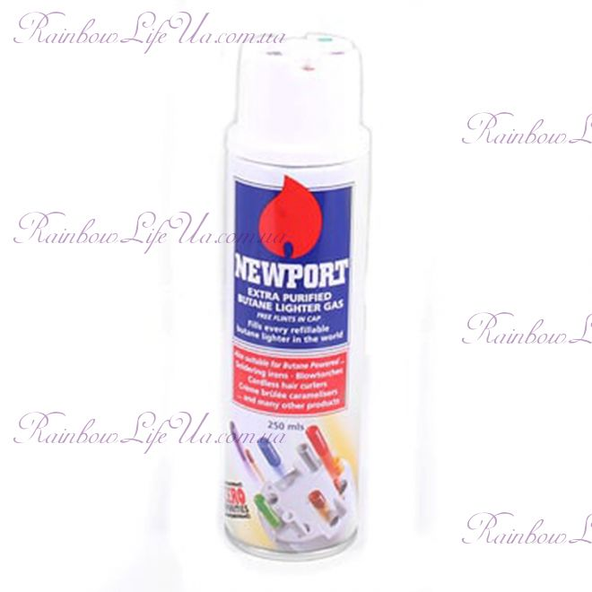 "Газ Newport для зажигалок ""Pierre Cardin"""