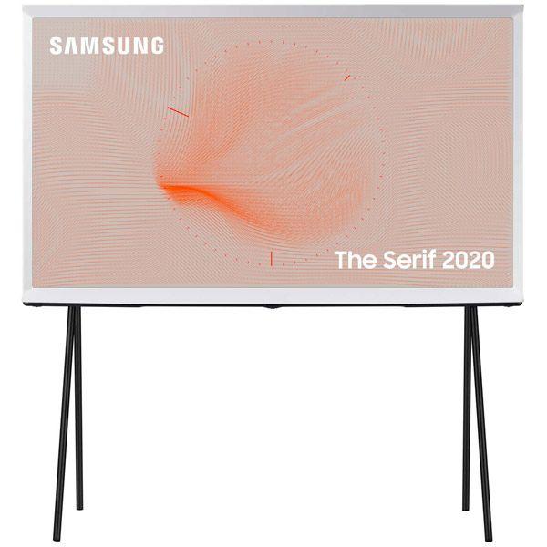 Телевизор QLED Samsung The Serif QE49LS01TAU