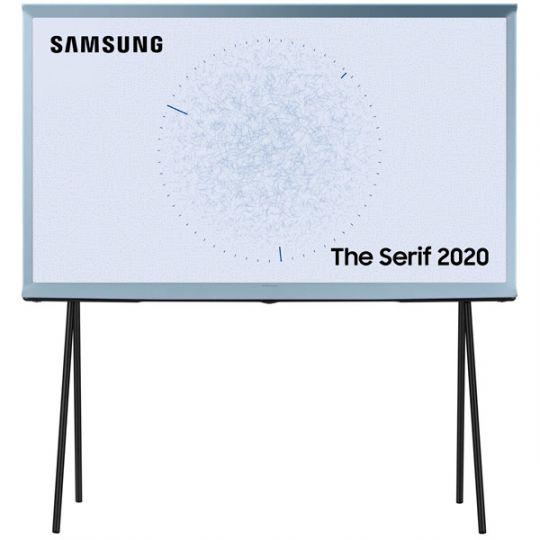 Телевизор QLED Samsung The Serif QE49LS01TBU (2020)