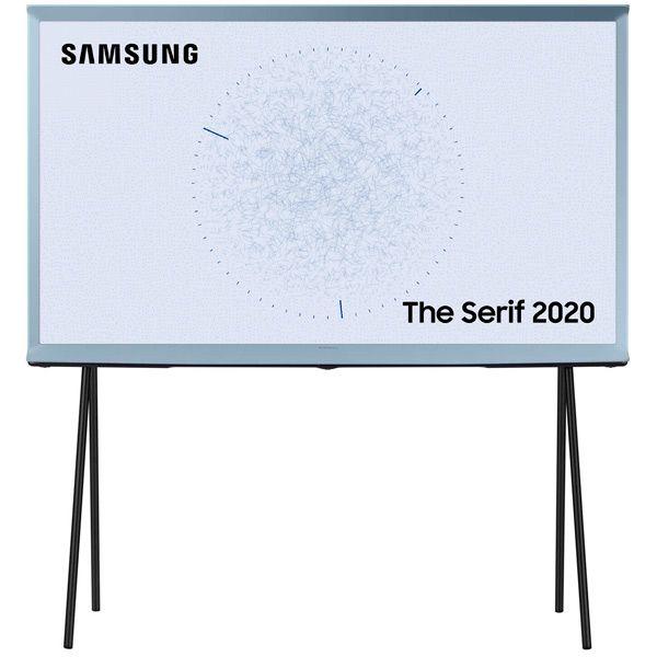 Телевизор QLED Samsung The Serif QE55LS01TBU (2020)
