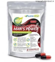 Средство возбуждающее с L-carnitin Man's Power. Цена на сайте указана за 1 капсулу.
