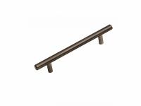 Ручка рейлинг R-3020 черненый старинный антрацит (128)