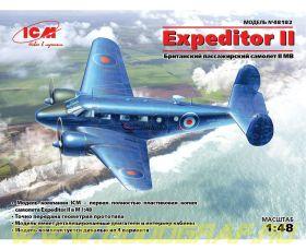 Expeditor II, Британский пассажирский самолет ІІ МВ