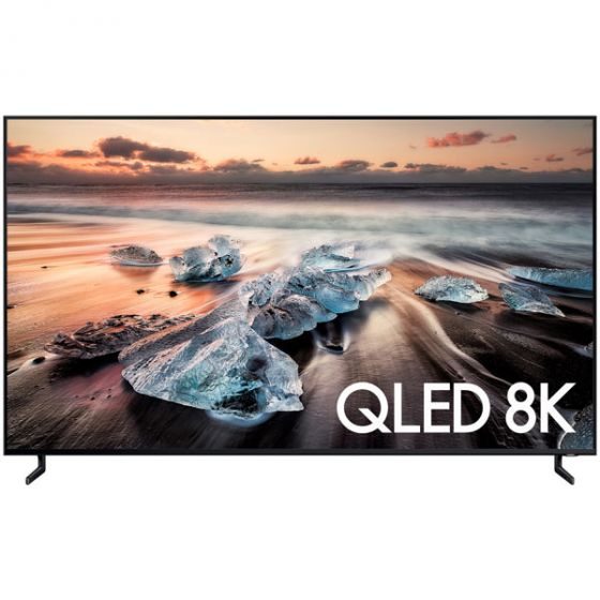 Телевизор Samsung QLED 8K QE85Q900RAU (2018)