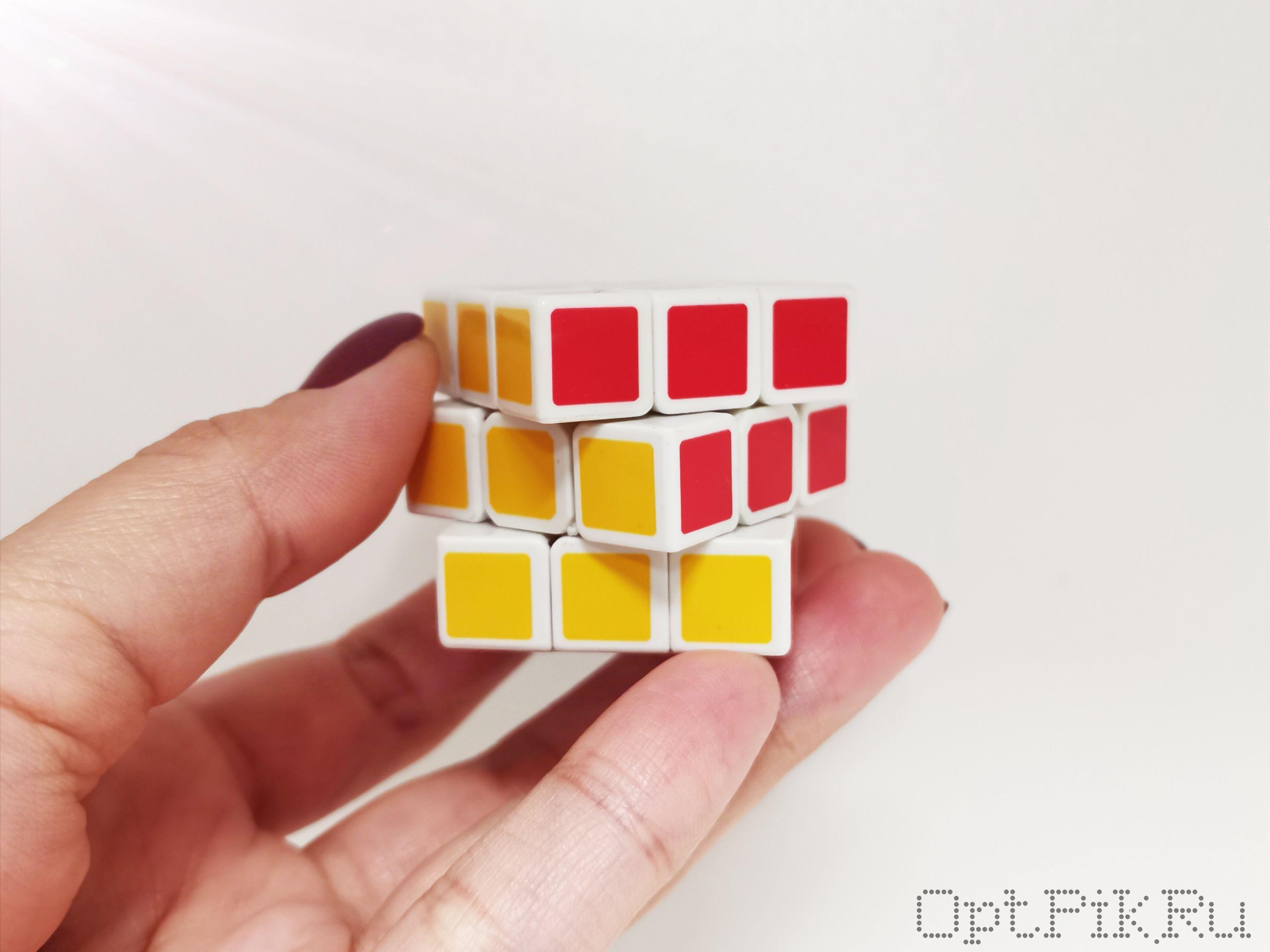 Кубик Рубика мини 3*3