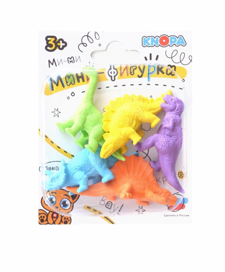 Набор KNOPA 87040 фигурок Динозавры