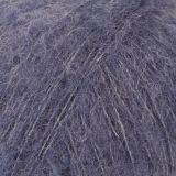 Brushed Alpaca Silk 13 джинсовый синий