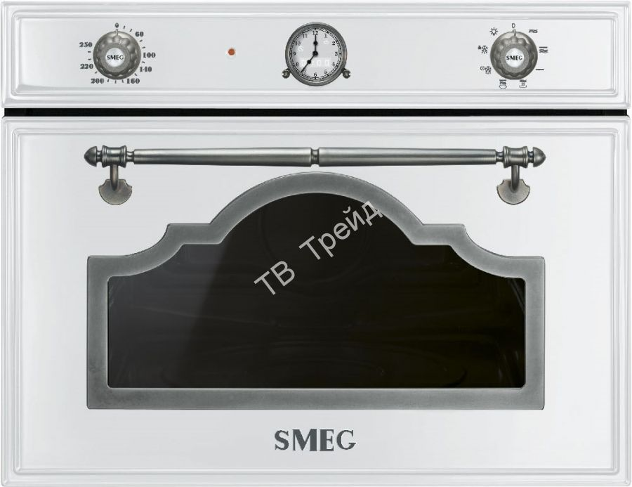Микроволновая печь встраиваемая Smeg SF4750MBS