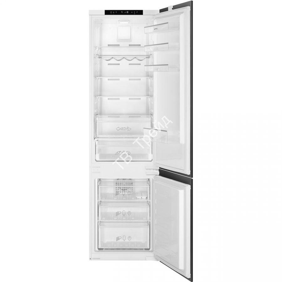 Встраиваемый холодильник Smeg C8194TNE