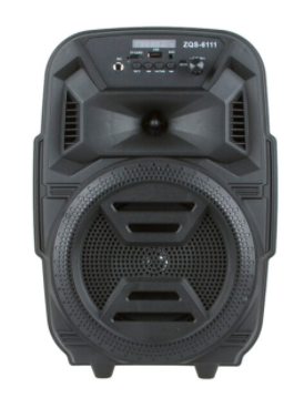 Беспроводная портативная bluetooth колонка c микрофоном BT Speaker  ZQS-6111