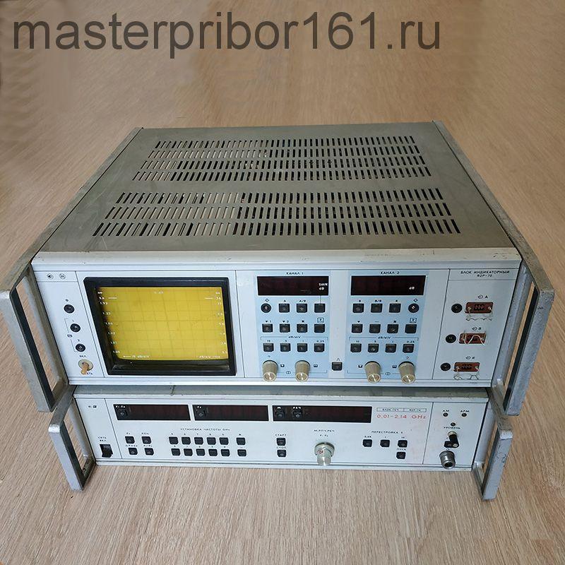 Р2-104  Измеритель  КСВН  панорамный