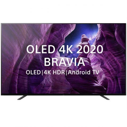 Телевизор OLED Sony KD-65A8 (2020)