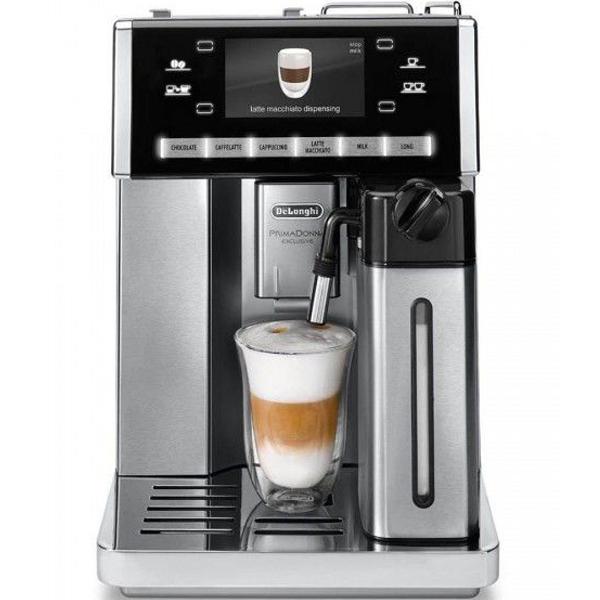 Кофемашина DeLonghi PrimaDonna Exclusive ESAM 6904.M