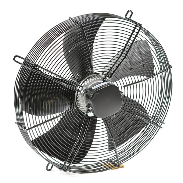 Осевой вентилятор YWF-4D-400 (с защитной решеткой)