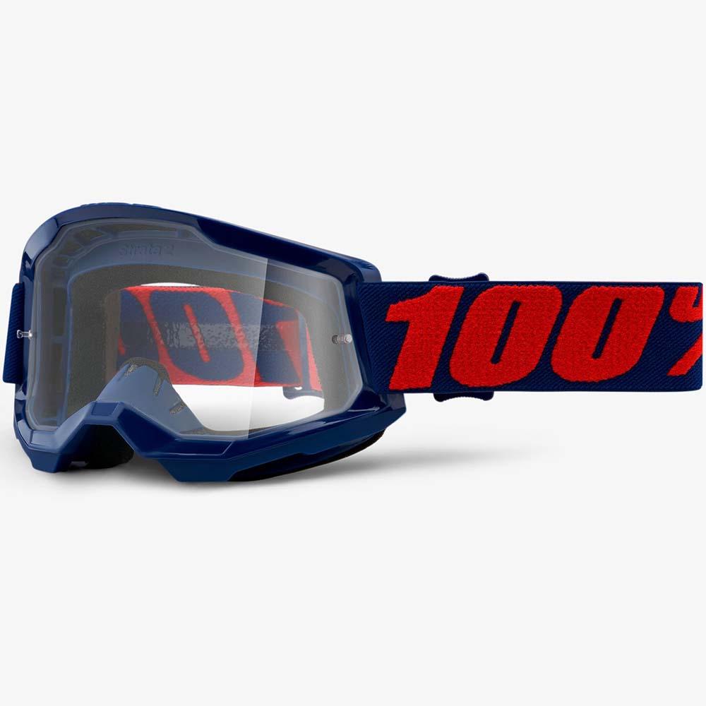100% Strata 2 Masego Clear Lens, очки