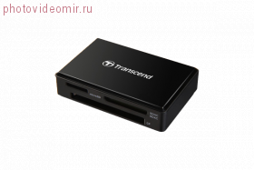 Картридер Transcend TS-RDF8K2 All-in-1 USB 3.1