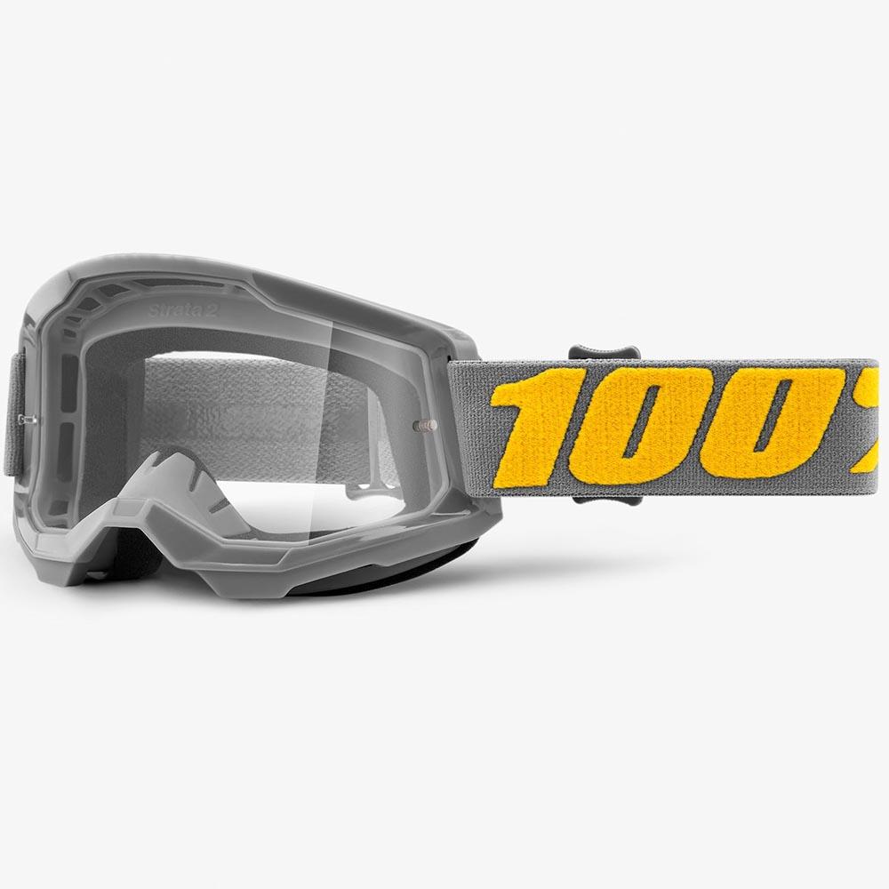 100% Strata 2 Izipizi Clear Lens, очки