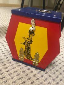 #НЕНОВЫЙ Ломающаяся коробочка - Clatter Box Aluminum