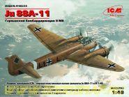 Ju 88A-11, Германский бомбардировщик ІІ МВ