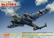 Do 215 B-4, Германский самолет-разведчик II МВ