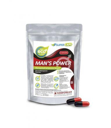 Man's Power (Мэнс Пауэр)