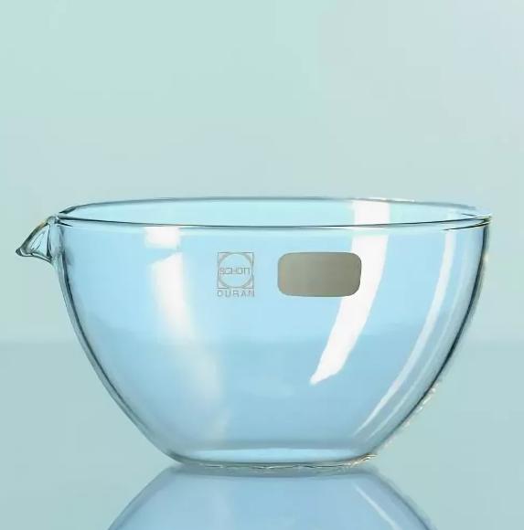 Чаша выпарительная стеклянная 215 мл