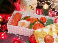 мандарины новый год