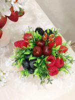 ягоды из мыла
