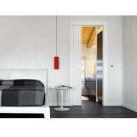Пенал Eclisse Unico Single (для полотна 800*2600 мм). в интерьере