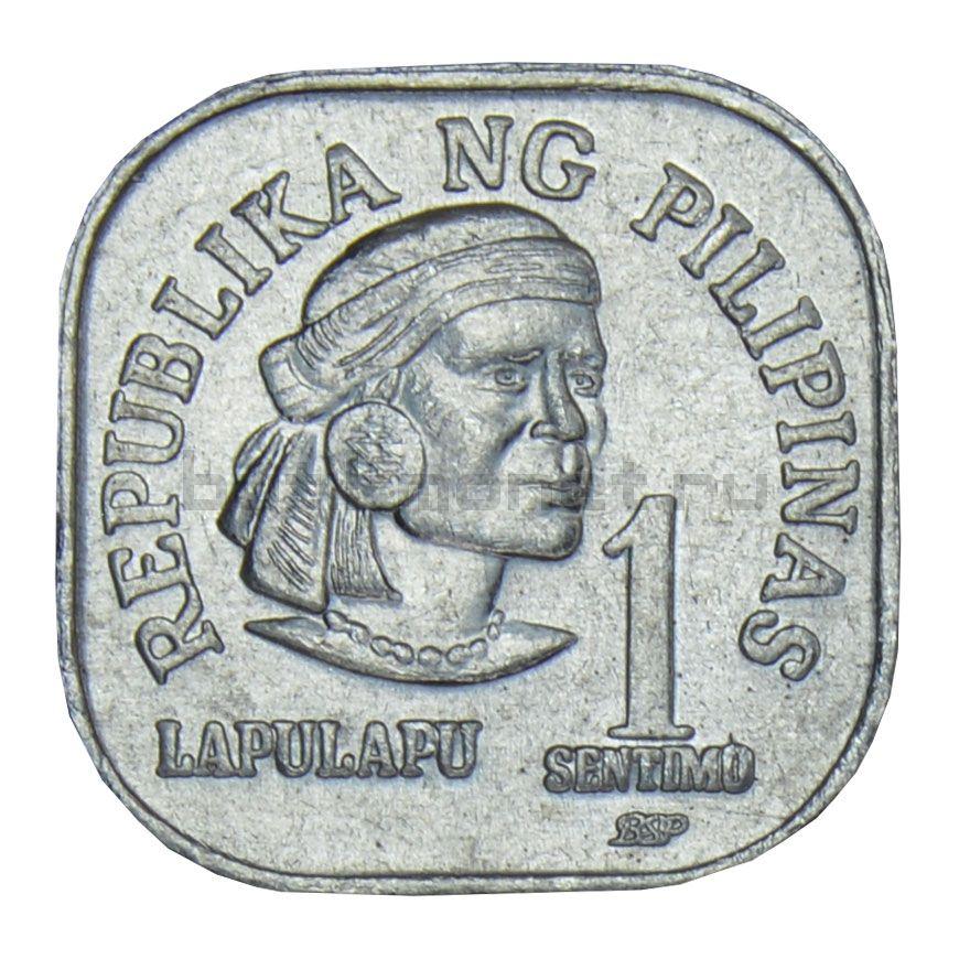 1 сентимо 1982 Филиппины