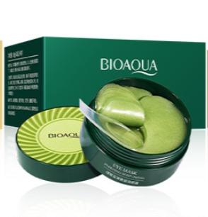 Гидрогелевые патчи с турмалином и экстрактом водорослей «BIOAQUA».(45022)