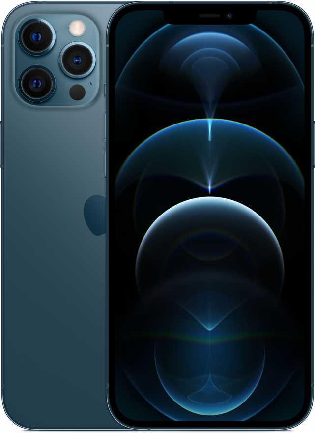Смартфон Apple iPhone 12 Pro Max 128 GB Тихоокеанский синий