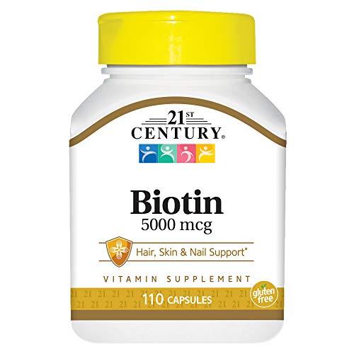 21st Century - Biotin 5000