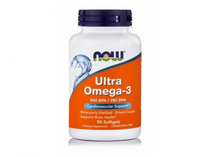 NOW - Ultra Omega 3